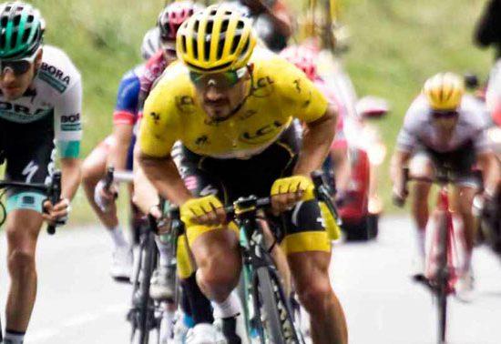 Tour de France record