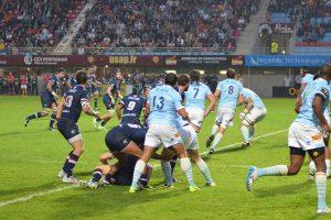 Les 10 meilleurs clubs champions de France de rugby