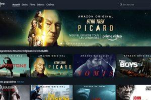 Amazon prime films
